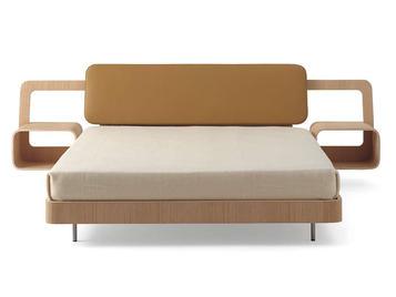 Итальянская кровать VALENTINO фабрики EMMEMOBILI