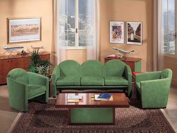 Итальянская мягкая мебель ENEA фабрики R.A. MOBILI S.P.A.