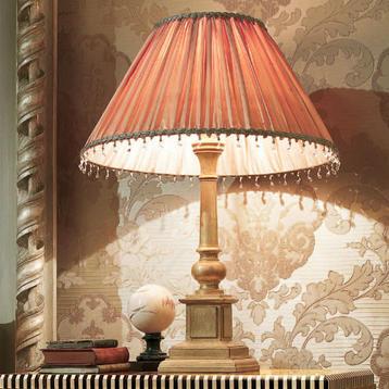 Итальянская настольная лампа PRL803 фабрики PROVASI