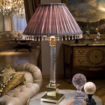 Итальянская настольная лампа PRL905 фабрики PROVASI