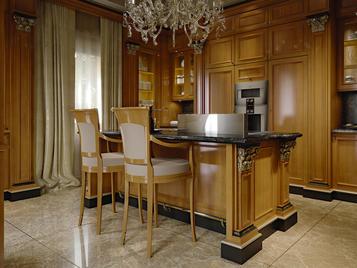 Итальянская кухня BRERA 01 фабрики PROVASI