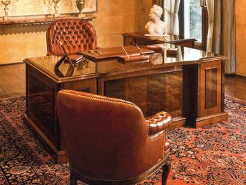 Итальянский письменный стол AD фабрики MASCHERONI