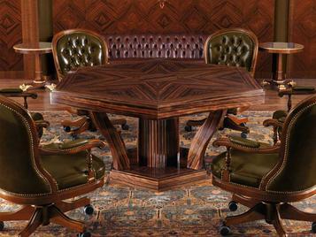 Итальянский стол для переговоров FONTANA фабрики MASCHERONI