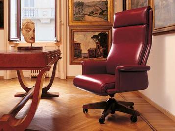 Итальянское кресло VIP фабрики MASCHERONI