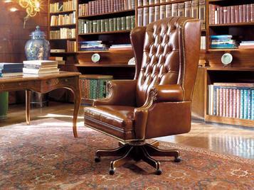 Итальянское кресло THE PRESIDENT фабрики MASCHERONI
