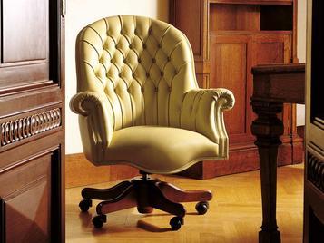 Итальянское кресло EXECUTIVE фабрики MASCHERONI