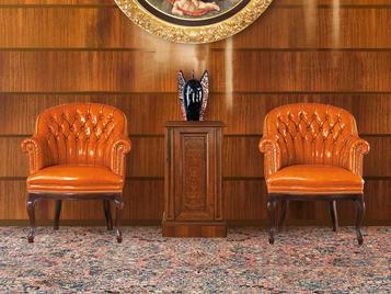 Итальянское кресло AMERICA BASE фабрики MASCHERONI