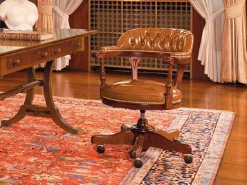 Итальянское кресло PRESIDENT фабрики MASCHERONI