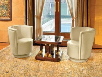 Итальянское кресло YPSILON ATT фабрики MASCHERONI