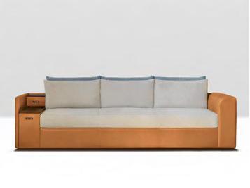Итальянский диван MAGNIFICO фабрики MASCHERONI