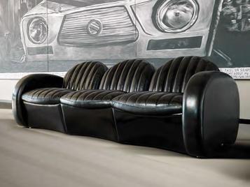 Итальянская мягкая мебель BOTERO фабрики MASCHERONI