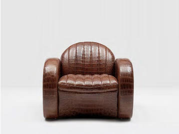 Итальянское кресло BOTERO фабрики MASCHERONI