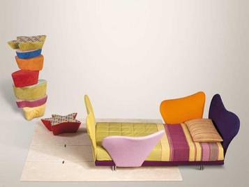 Итальянская детская кровать FLOVER BABY фабрики IL LOFT