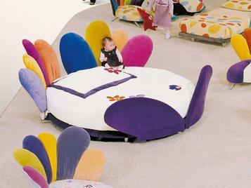 Итальянская детская кровать VIOLA BABY фабрики IL LOFT