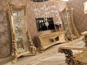 Итальянская мебель для ТВ BOUQET фабрики RIVA