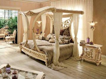 Итальянская кровать RAFFLES 6008/BSK фабрики RIVA