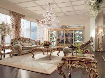 Итальянская мягкая мебель GIARDINO ITALIANO фабрики RIVA