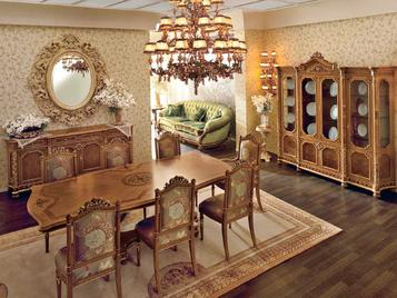 Итальянская гостиная OLD CLASSIC фабрики RIVA