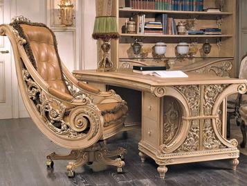 Итальянский письменный стол L'ETERNO фабрики RIVA