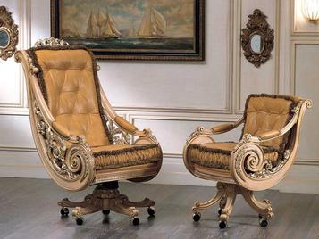 Итальянское кресло L'ETERNO 6250 фабрики RIVA
