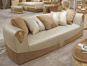 Итальянский диван ERMES фабрики RIVA ATELIER