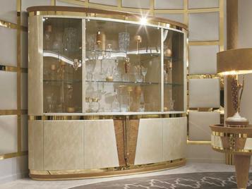 Итальянская витрина ERMES фабрики RIVA ATELIER