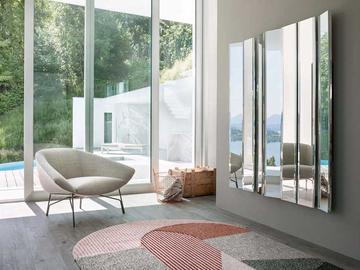 Итальянское зеркало Mirage фабрики Lema