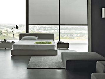 Итальянская кровать Softland фабрики Lema