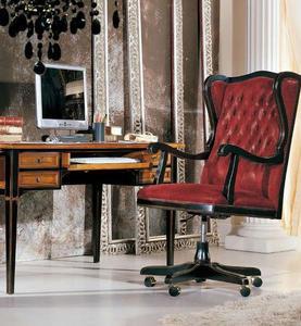 Итальянские кресла и стулья для кабинетов Rialto фабрики MODENESE GASTONE