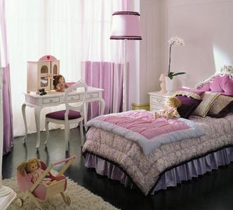 Итальянские детские комнаты для девочек фабрики FRARI