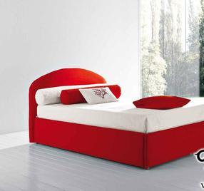 Итальянские односпальные кровати SINGOLI BOLZAN
