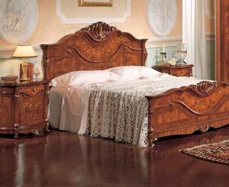 Итальянская кровать Trevi фабрика Grilli
