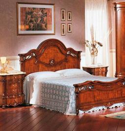 Итальянская кровать 700 ANTIQUARIATO фабрики GRILLI