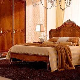 Итальянская кровать Principe фабрики Valderamobili