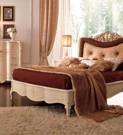 Итальянская кровать Lipari фабрики Valderamobili