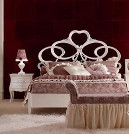 Итальянская кровать Fiocco фабрики Signorini & Coco