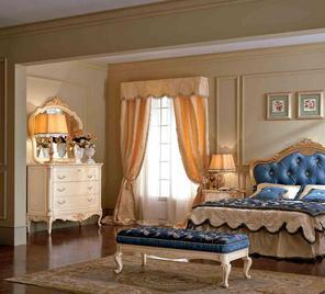 Итальянская спальня Principe Laccato фабрики Valderamobili