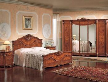 Итальянская спальня TREVI фабрики GRILLI