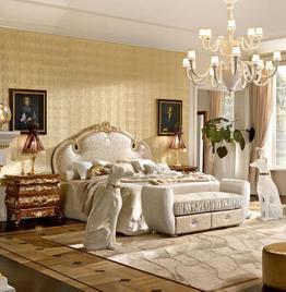 Итальянская спальня Versailles фабрики Grilli