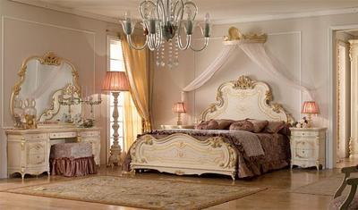 Итальянская спальня Versailles фабрики AGM