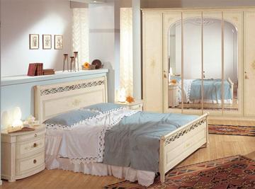 Итальянская спальня Camelia фабрики AGM