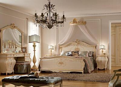 Итальянская спальня Regency фабрики AGM