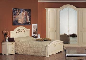 Итальянская спальня Giotto фабрики AGM