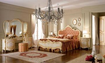 Итальянская спальня Royal фабрики AGM