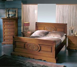 Итальянская спальня Montalcino фабрики Bakokko