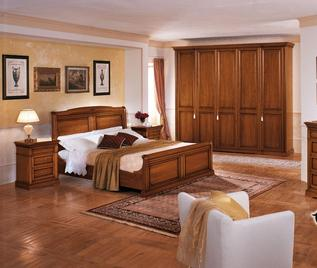 Итальянская спальня Costanza фабрики Dalcin