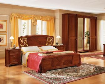 Итальянская спальня Tosca фабрики Dalcin