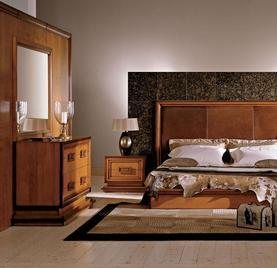 Итальянская спальня Tatami фабрики Bakokko
