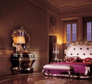 Итальянская спальня Sanremo фабрики Bakokko