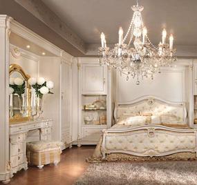 Итальянская спальня PITTI LACCATA фабрики ANTONELLI MORAVIO & C